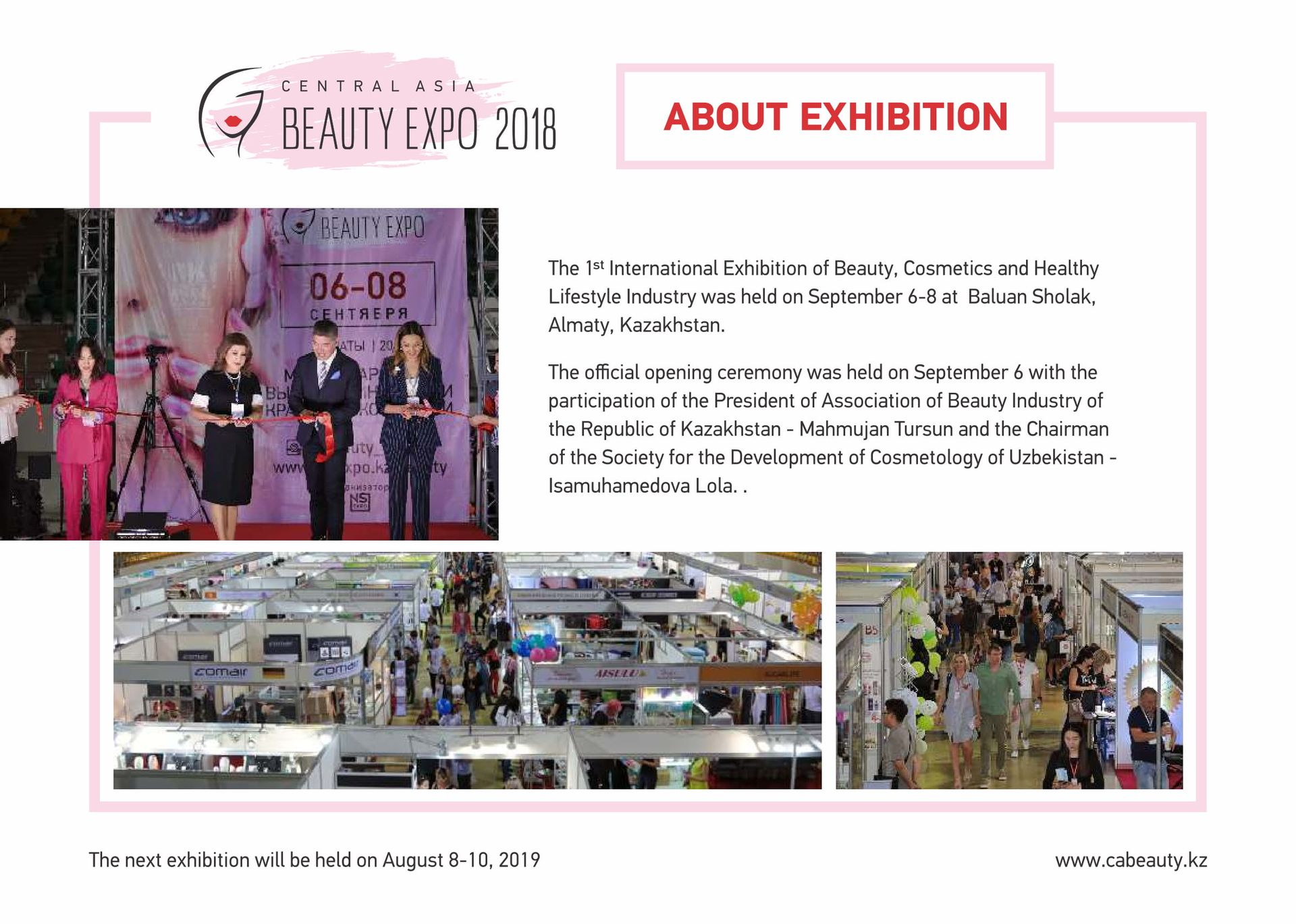 Postshow Report Central Asia Beauty Expo  (2)